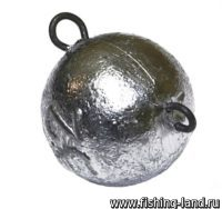 Груз Чебурашка Spinningline с развернутым ухом 40гр (упак. 10шт)
