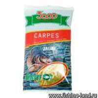 Прикормка Sensas 3000 Club Carp Jaune 1 кг