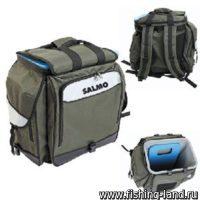 Ящик-рюкзак рыболовный Salmo 61