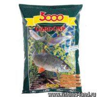 Прикормка Sensas 3000 Gardon 1 кг