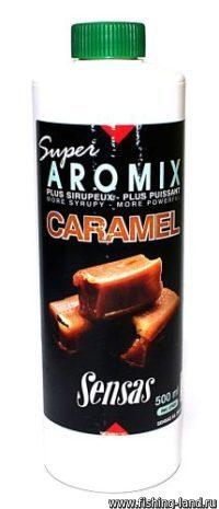Ароматизатор Sensas Aromix Caramel 500 мл (Карамель)