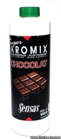 Ароматизатор Sensas Aromix Chocolate 500 мл (Шоколад)