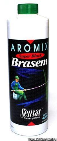 Ароматизатор Sensas Aromix Brasem Black 500 мл