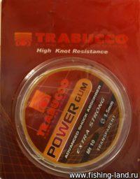 Полимерный поводковый материал Trabucco Power Gum 10м 1мм