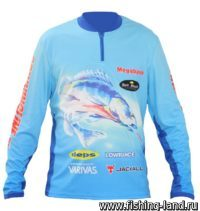 Футболка Spinningline Long Zip р.48