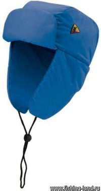 Шапка пуховая Bask Dickie V2 M синий