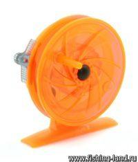 Катушка Пирс Мастер проводочная Winter House 65ПК цв.оранжевый