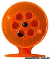 Катушка Пирс Мастер проводочная Winter House 68ПК цв.оранжевый