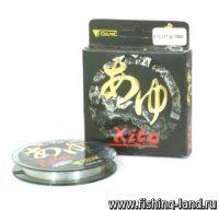 Леска Xilo 50м 0,165мм 4,15кг