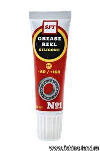 Смазка для катушек SFT №1 Grease Reel