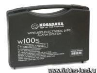Набор радио-сигнализатор поклевки+ пейджер Kosadaka W100S