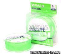 Шнур High Grade PEx4 150 Green 0.8