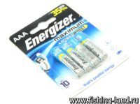 Батарейки Energizer Maximum LR03/E92 AAA 4шт