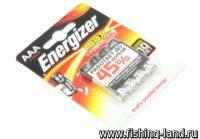 Батарейки Energizer ENR MAX E92/AAA 4шт