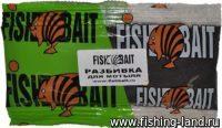 Прикорм зимний FISHBAIT Добавка разбивка для мотыля 100мл