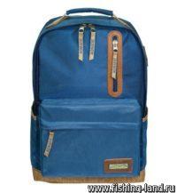 Рюкзак Aquatic Р-26СРД городской (цвет: синий, рыжее дно)