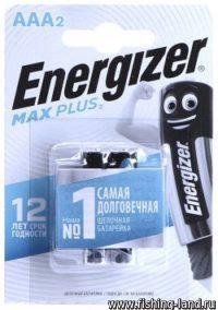 Батарейки Energizer ENR MAX Plus E92/AAА 2шт