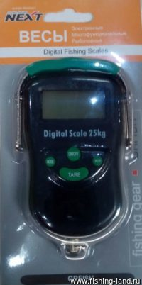 Весы электронные NEXT 40 кг, рулетка 1м, ночная подсветка,терм.воздуха