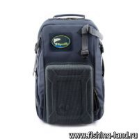 Рюкзак рыболовный Aquatic РК-02С цв.синий (с коробками fisherbox)