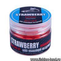 Бойлы Sonik Baits Pop-Up 14мм 90мл Strawberry Fluo (Клубника)