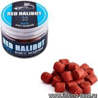 Пеллетс Sonik Baits Red Halibut 90мл 14мм (Красный палтус)